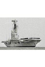 "NVM 10.11.048 HrMs vliegkampschip ""Karel Doorman"" (1948) ex ""HMS Venerable"" (1942); na verb.(55/58)"