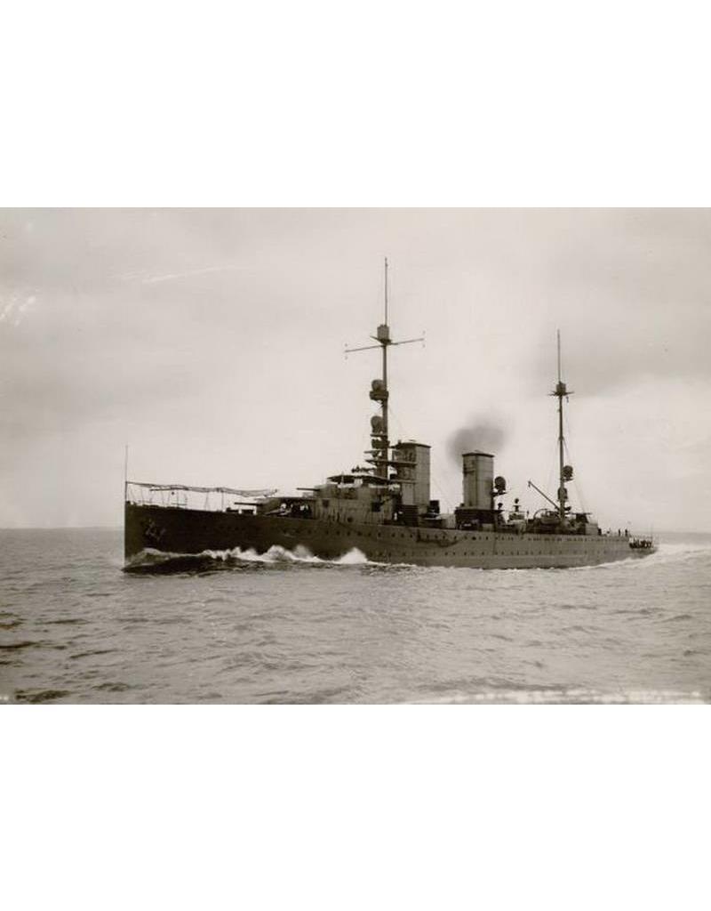 """NVM 10.11.049 HrMs kruisers """"Java"""" (1925), HrMs """"Sumatra"""" (1926) vÌÎ_ÌÎ_r verbouwing"""