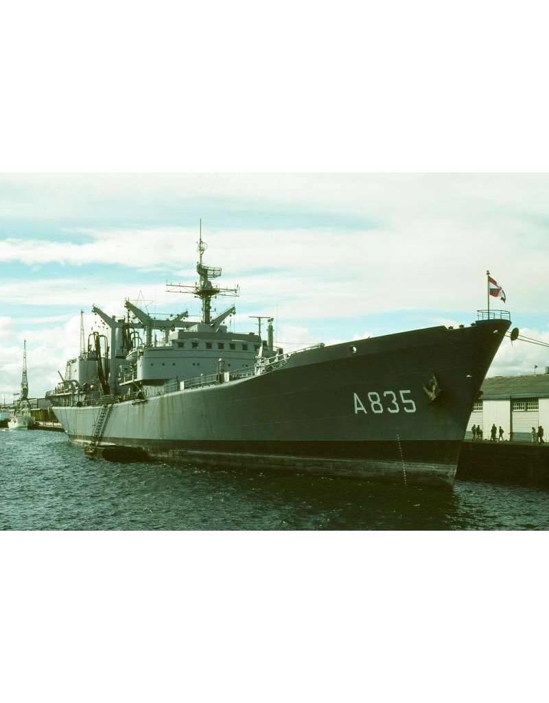 "NVM 10.11.067 HrMs bevoorradingsschip ""Poolster"" A835 (1964)"
