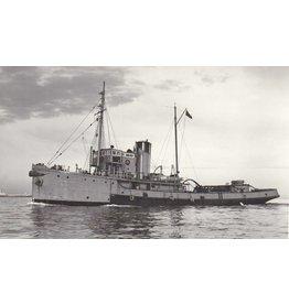 """NVM 10.11.090 """"St. Abbs""""; Admiralty """"Saint""""-class rescue tug (1919)"""