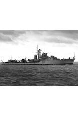 "NVM 10.11.099 fast A/S frigate type 16 HMS ""Terpsichore"" (1952)"