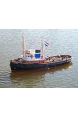 "NVM 10.14.017 kustsleepboot ms ""Hector""(III) (1958) - Bureau Wijmuller"