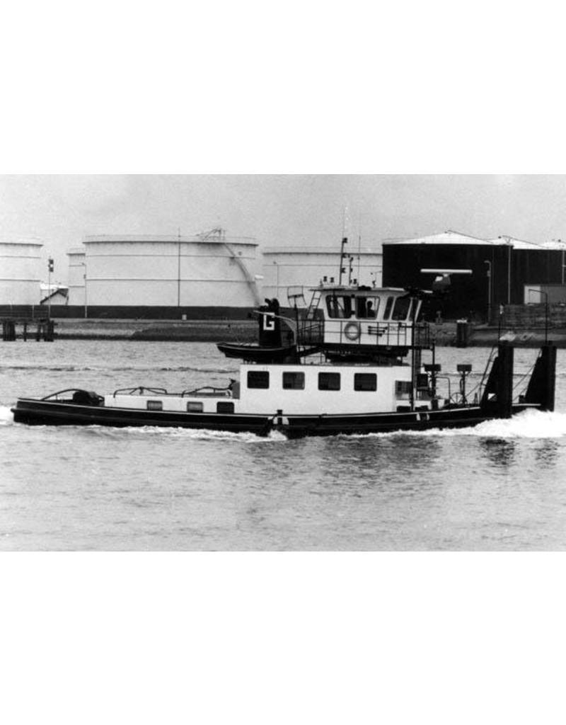 """NVM 10.14.043 duwsleepboot ms """"Concordia"""" (1940) -A.C.M. Garsten, Zwijndrecht"""