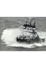 "NVM 10.14.073 zeesleper ms ""Tempest"" en ""Typhoon"" (1976) - Bureau Wijsmuller"