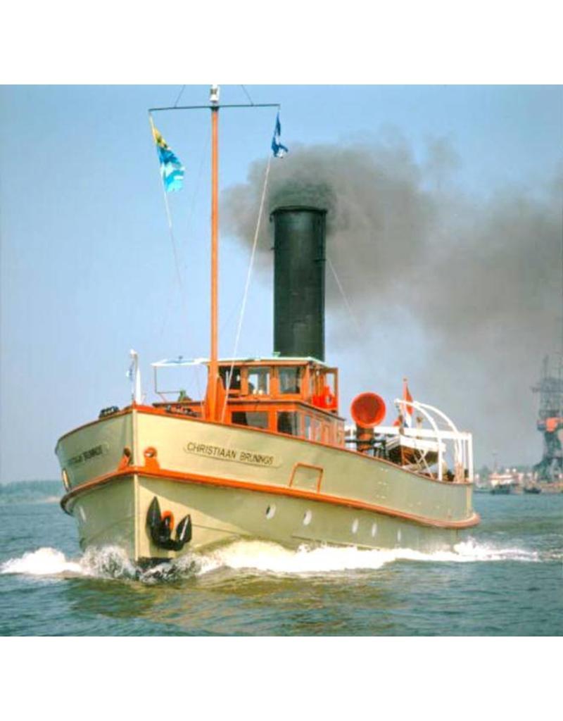 NVM 10.18.029 RWS Directievaartuig ss Christiaan Brunings (1900)