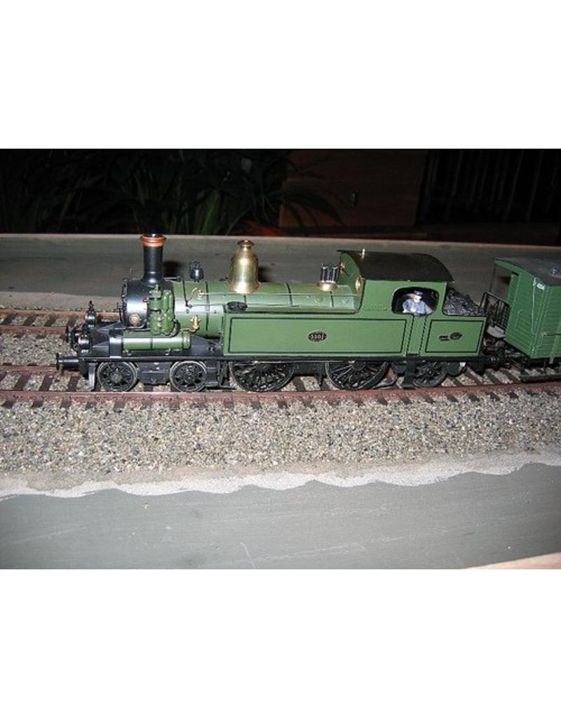 NVM 20.00.001 tenderlocomotief NS 5500 voor spoor 0
