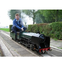 """NVM 20.00.003 sneltreinlocomotief NS 4000 - (""""Zweed"""") voor spoor 0"""