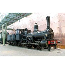 """NVM 20.00.007 sneltreinlocomotief NS 1100 - (""""Snelloper"""") voor spoor 0"""
