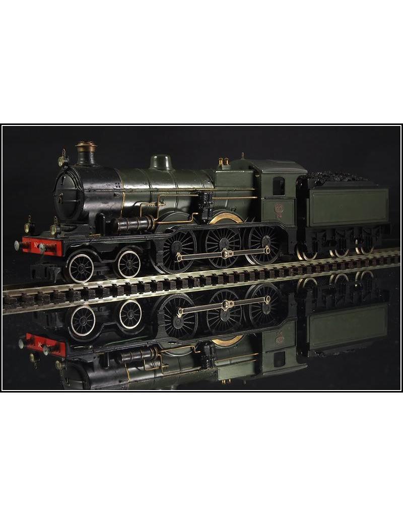 """NVM 20.00.015 sneltreinlocomotief NS 3500 - ex NBDS 35-38 - (""""Blauwe Brabander"""") voor spoor H0"""
