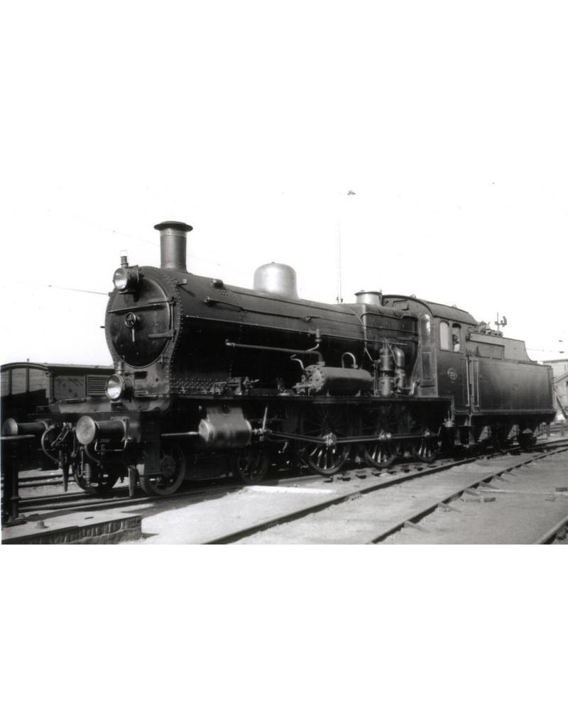 """NVM 20.00.041 stoomlocomotief NS 3721- ex SS 721 - """"Jumbo"""" voor spoor H0"""