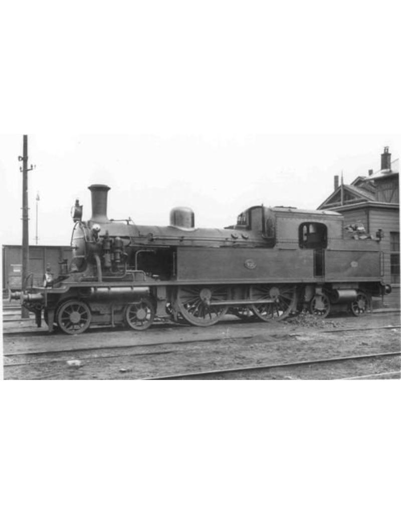 NVM 20.00.043 tenderlocomotief NS 5806 voor spoor H0