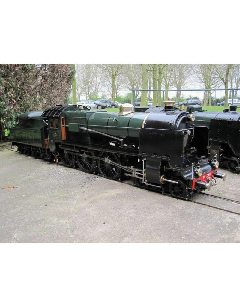 NVM 20.00.053 2-C viercilinder sneltreinlocomotief NS 3901-3932 voor spoor 0