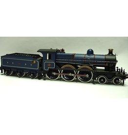 """NVM 20.00.061 2-C locomotief NBDS serie 30-36 (NS 3501-3508) """"Blauwe Brabander"""" voor h0."""