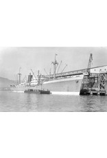 "NVM 10.20.023 vrachtschip ms ""Brastagi"" (1937) - Rott. Lloyd"