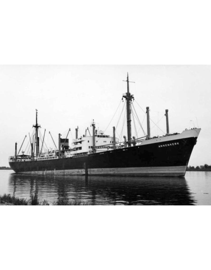 "NVM 10.20.028 vrachtschip ms ""Annenkerk"" (1947) - VNS"