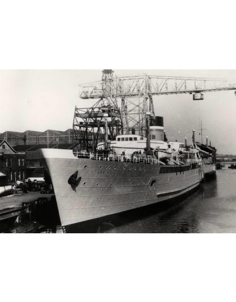 """NVM 10.20.073 veerboot ms """" Koningin Emma"""" - Mij. Zeeland"""