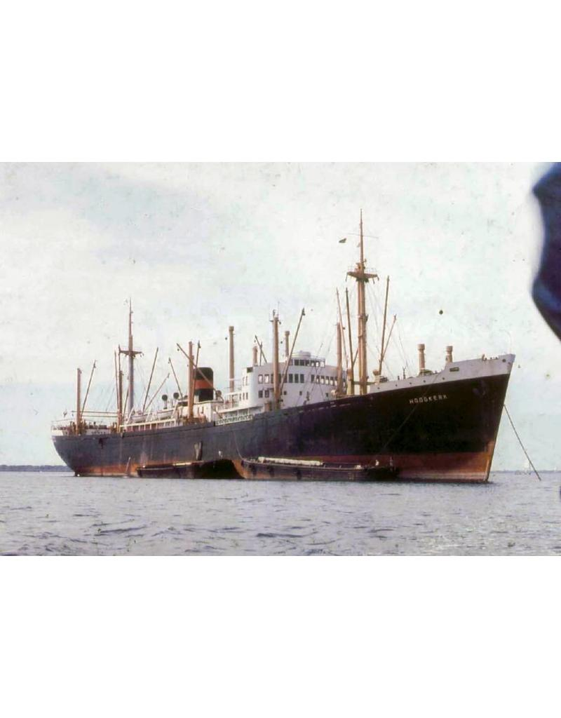 """NVM 16.10.012 vrachtschip ms """"Heemskerk"""","""" Hoogkerk"""" (1949) - VNS"""