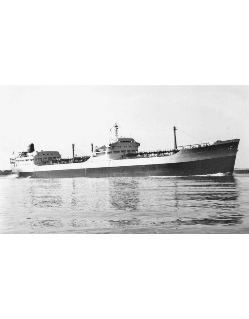 "NVM 16.10.013 tanker ss ""Vlieland"" (1959) - Stoomv.Mij Rotterdam/HBT"