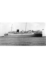 """NVM 16.10.023 passagiersschip ms """"Dempo"""" (1929), """"Baloeran""""(1928) - Rott. Lloyd"""