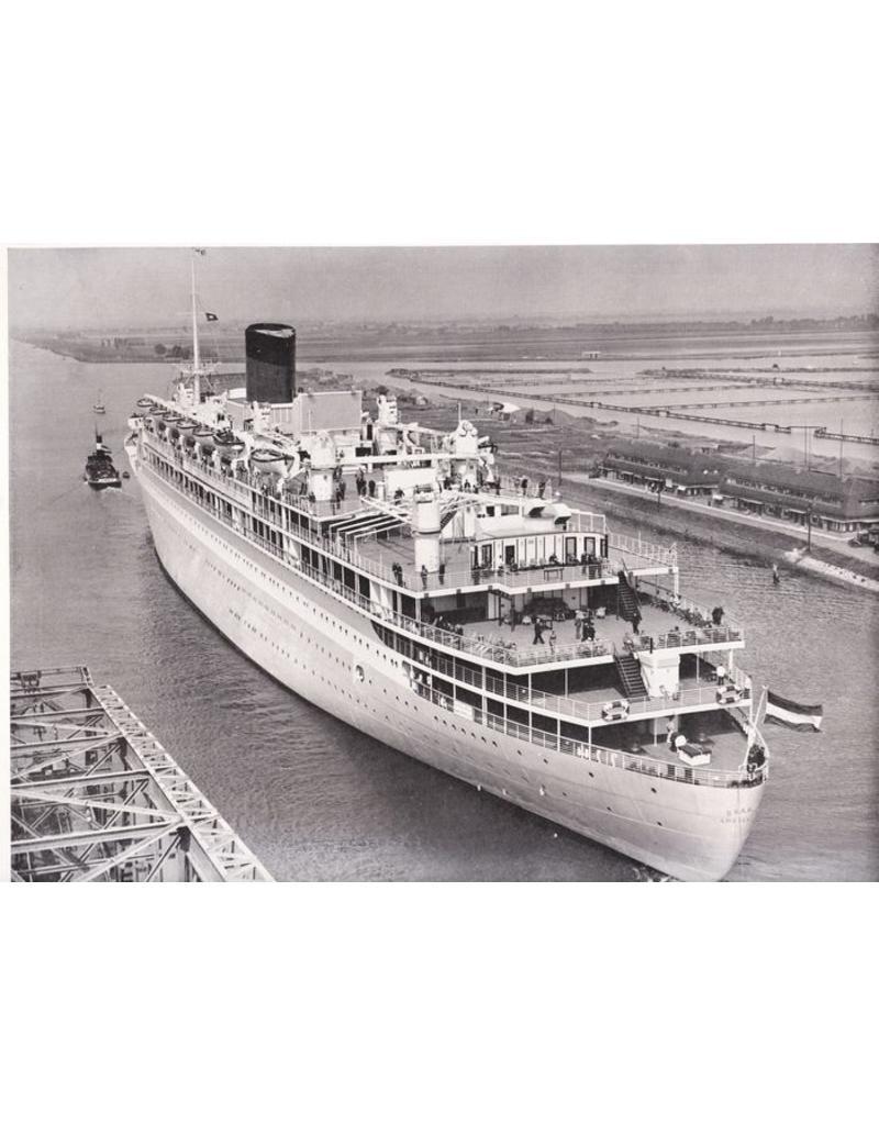 """NVM 16.10.032 passagiersschip ms """"Oranje"""" (1939) - SMN"""