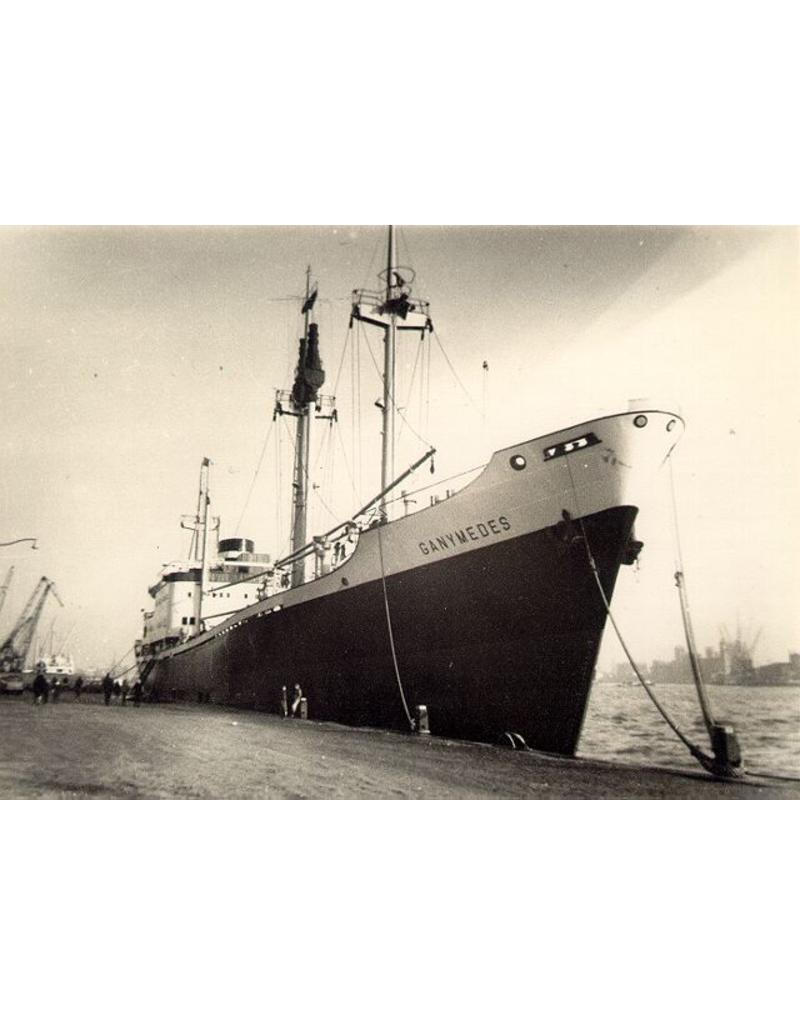 "NVM 16.10.041 vrachtschip ms ""Ganymedes"" (1962) - KNSM - na verlenging"