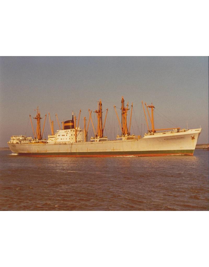 """NVM 16.10.047 vrachtschip ms """"Seinelloyd"""" (1961) - KRL"""