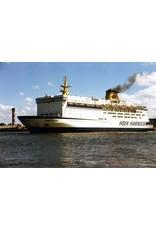 "NVM 16.10.050 pass.ferry ds ms ""Koningin Beatrix"" (1986) - Stmvrt.Mij.Zeeland/Stena Line"