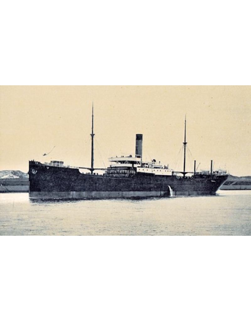 """NVM 16.10.056 vrachtschip ss """"Java"""" (II)(1902) - SMN"""