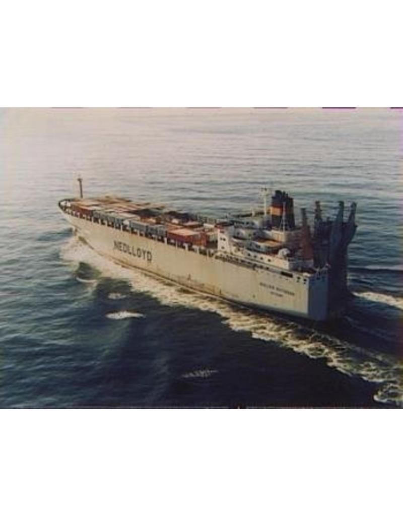 "NVM 16.10.067 ro-roschip ms ""Nedlloyd Rotterdam"", ""Rochester"" (1978) - Nedlloyd"