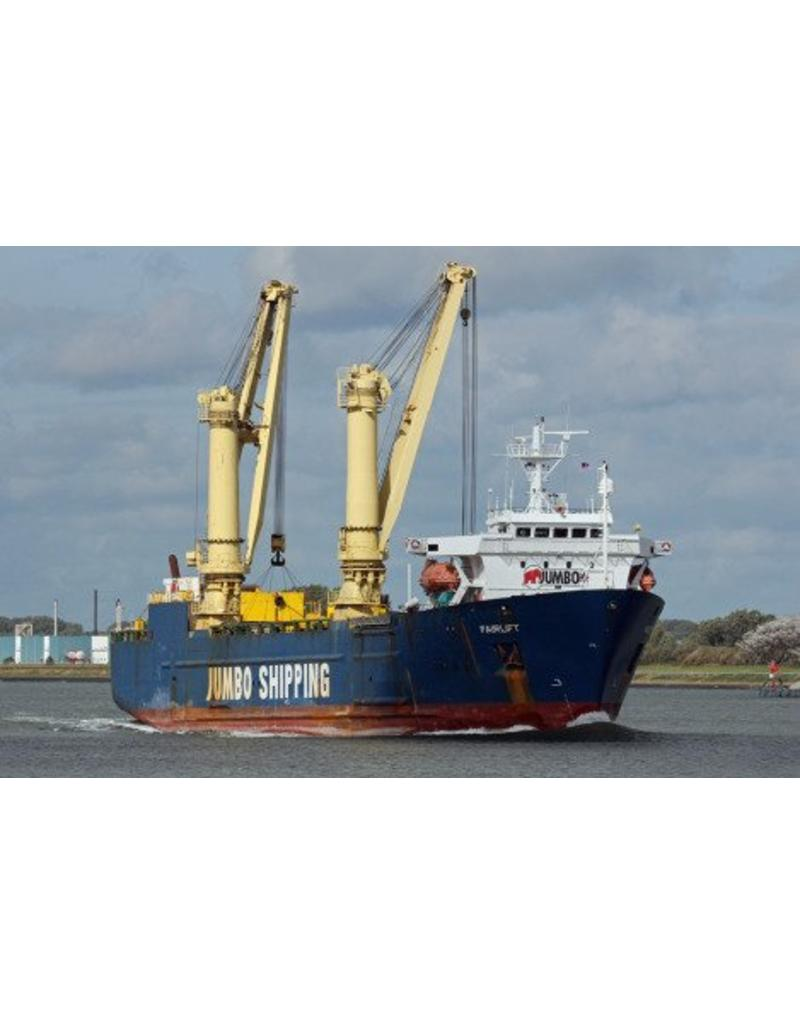 NVM 16.10.088 zware lading schip ms Fairlift (1990); ms Stella Prima (1989) - Jumboshipping
