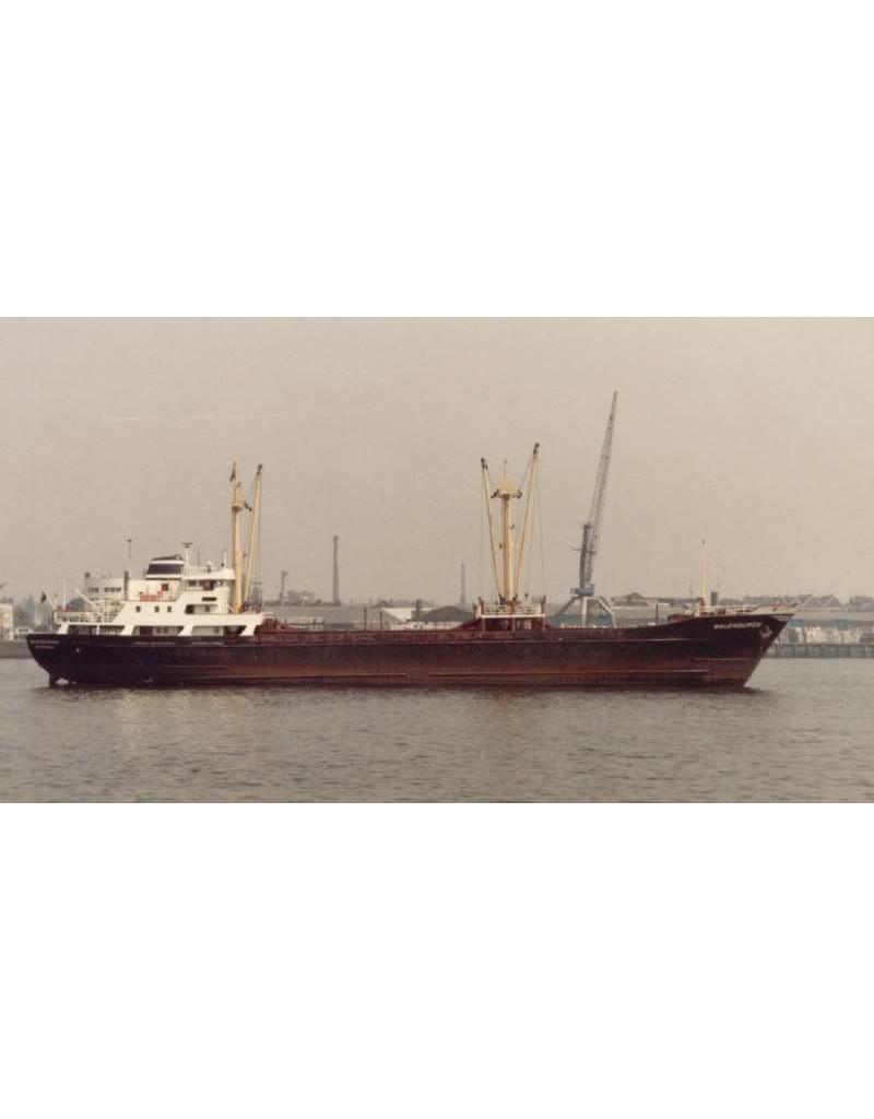 """NVM 16.10.098 vrachtschip ms"""" Walenburgh"""" (1967) - Wm.H. MÌÎ_ller/KNSM-Kroonburg"""