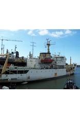 """NVM 16.11.001 HrMs Oceanografisch onderzoeksvaartuig """"Tydeman"""" A906 (1976)"""