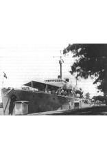 """NVM 16.11.006 HrMs """"Ceram"""" (1946) - ex HMAS """"Burnie"""" (1941)"""