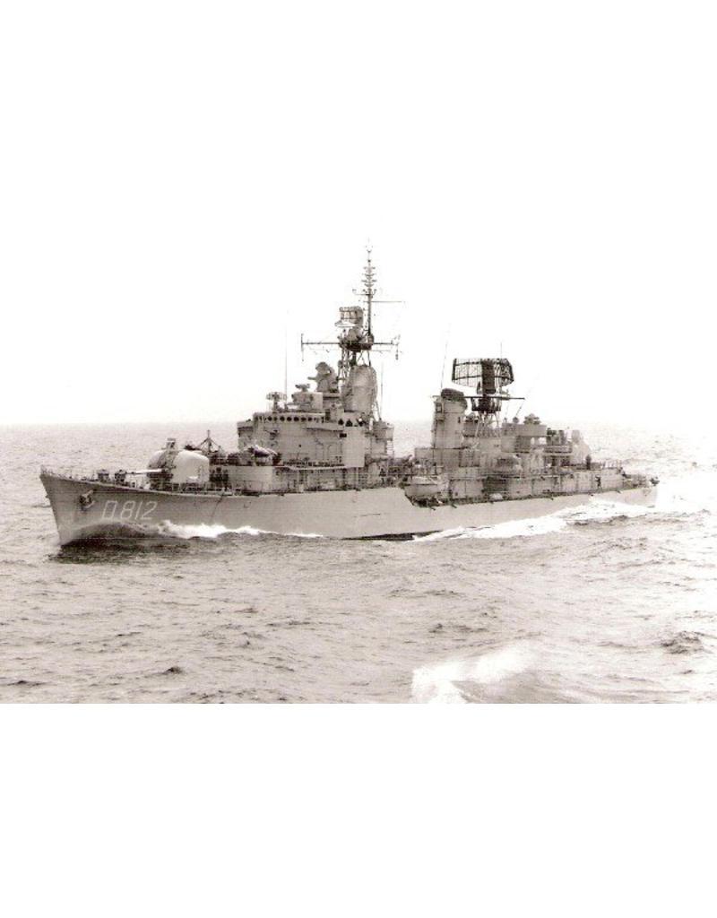 "NVM 16.11.024 onderzeebootjager HrMs ""Friesland"" - B-jagers"
