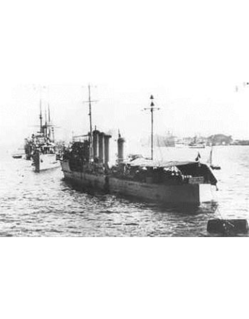 "NVM 16.11.030 torpedobootjager HrMs ""Jakhals"" (1912)"