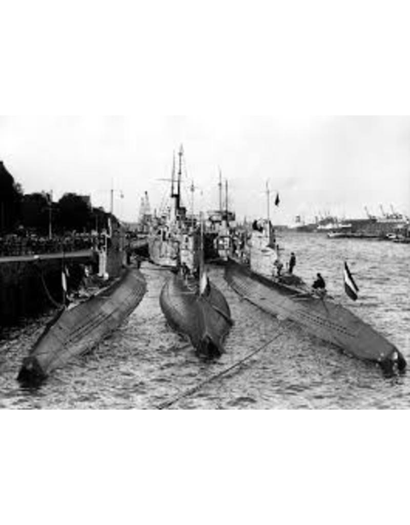 "NVM 16.11.038 HrMs onderzeeboot ""O 15"" (1932)"