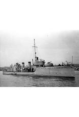 "NVM 16.11.043 HrMs torpedoboot ""Z5"" (1917)"