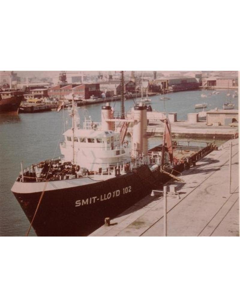 NVM 16.14.005 supply ms Smit Lloyd 101 (1968) - Smit Lloyd; Smit-Lloyd 102, Smit-Lloyd 103