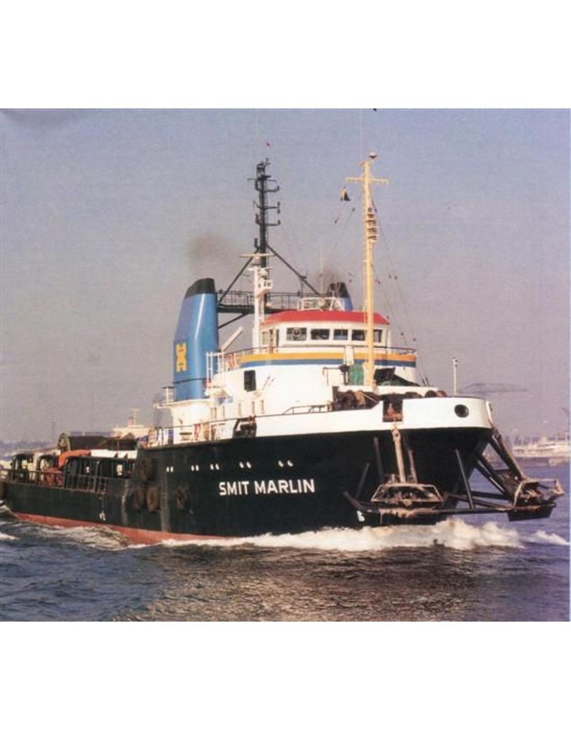 NVM 16.14.008 supply ms Smit Marlin (1985) - Smit-Lloyd (ex Smit-Lloyd 61-(1977))