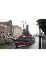 NVM 16.14.022/A riviersleepboot ss Pieter Boele (1893) in oorspr. Uit. - St. Buitenmuseum Leuvehaven