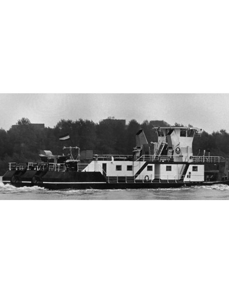 NVM 16.14.056 duwboot ms Stormvogel (1962) - Ph.van Ommeren