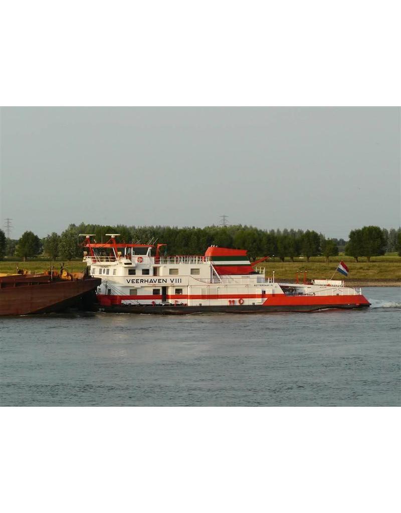 NVM 16.14.059 duwboot ms Veerhaven VIII (1997) - Veerhaven BV; 2002 Thyssen Krupp Veerhaven BV