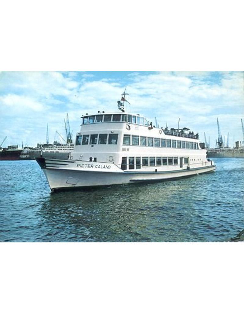 NVM 16.15.013 pass.schip ms Pieter Caland (1959) - Spido