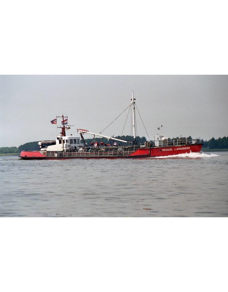 NVM 16.15.015 tankreinigingsvaartuig ms Michael Langenberg (1958) - Langenberg