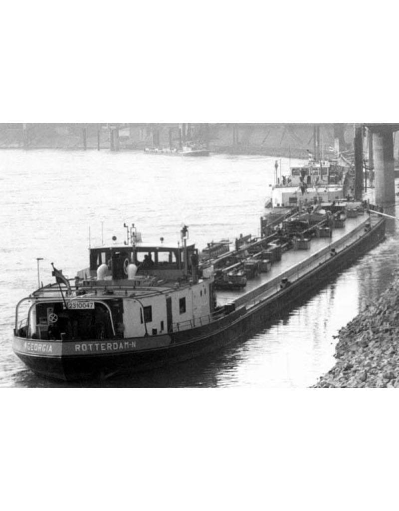 NVM 16.15.023 motortankschip ms Georgia, Armenia - (1957) - Ph. Van Ommeren; 1981 Pressburg; 1986 Credo