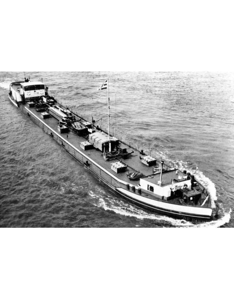 NVM 16.15.029 tankschip ms Toscania (1952) - Int. Riviertanksch. Mij; 1976 Waterman; 1978 Mustang;