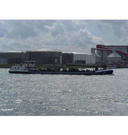 NVM 16.15.036 bunkerboot ms Voorne 450 ton (1955) - VT; Vlieland, Ameland
