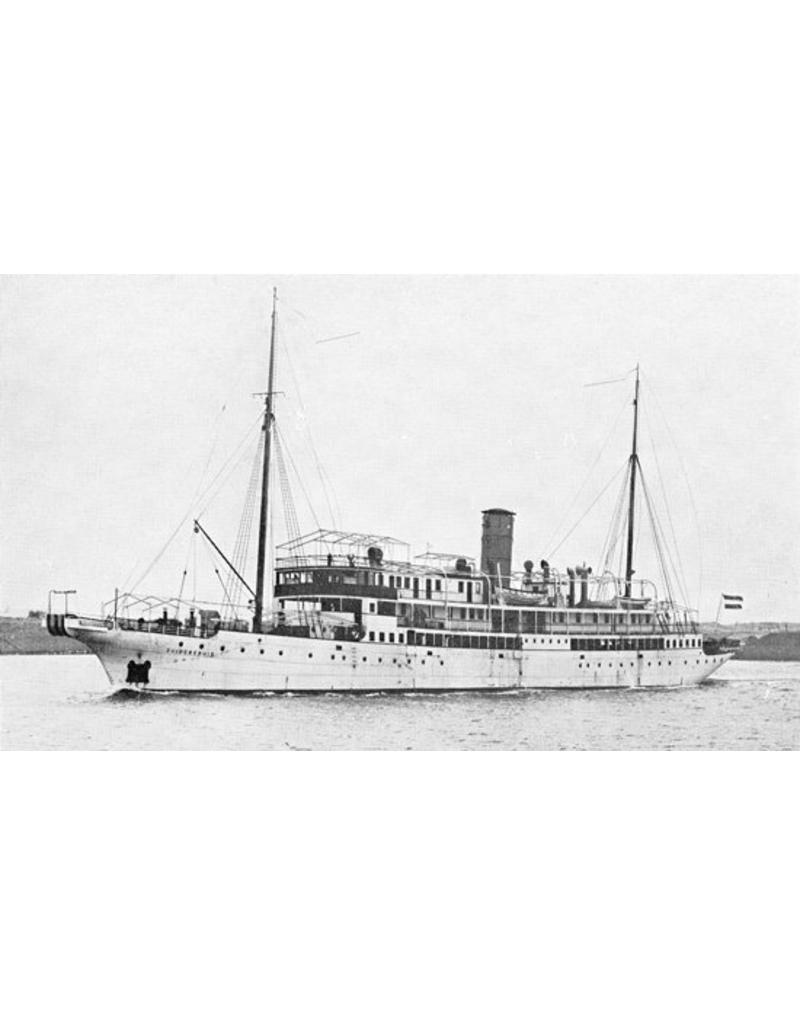 """NVM 16.18.007 opnemings- en kabelschip ss """"Zuiderkruis"""" (1924) - Gouvernementsmarine"""