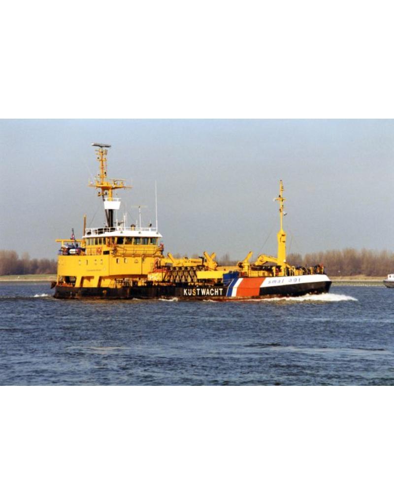 NVM 16.18.018 oliebestrijdingsvaartuig ms Smal Agt (1977) - RWS