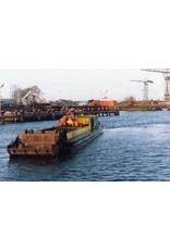 NVM 16.18.031 drijfvuil visboot SR 34, ir. A.M. Pingen (1984) - Stadsreiniging A'dam